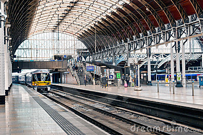 Paddington Station Editorial Image