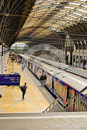 Paddington Train Station Editorial Photo