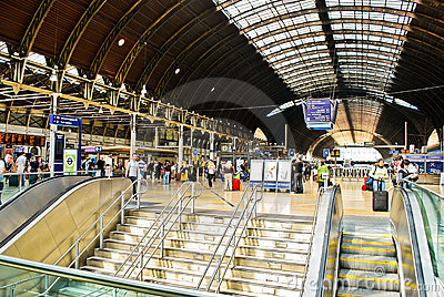 Paddington Train Station Editorial Image
