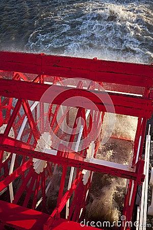 Free Paddle Wheel Steam Boat Stock Photo - 15456440