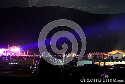 Padina Fest 2012 Editorial Image