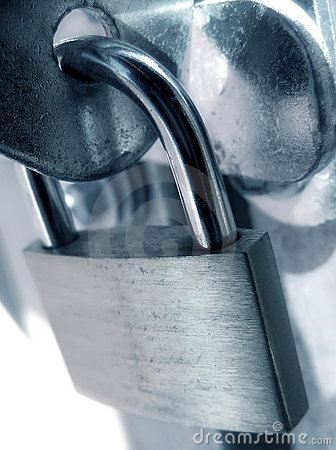 Free Padlock Royalty Free Stock Photos - 67288