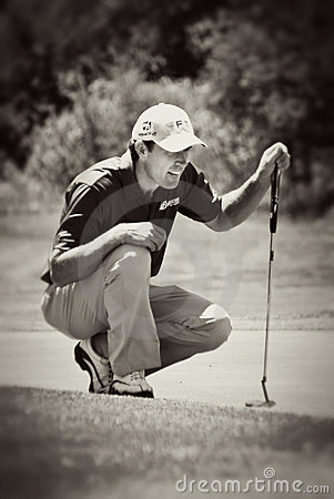 Padraig Harrington - NGC2010 Editorial Image