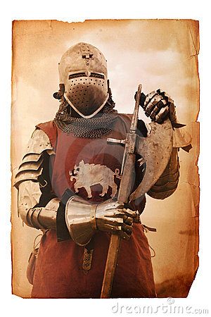 Free Page Of Medieval History Royalty Free Stock Photography - 4335917