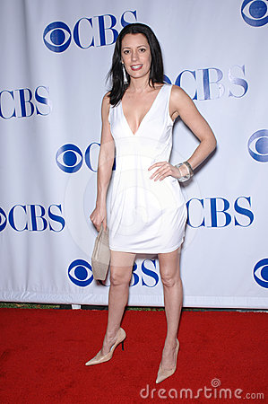 Paget Brewster Editorial Photography