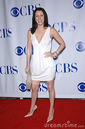 Paget Brewster Editorial Image