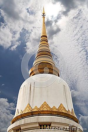 The pagoda in belief