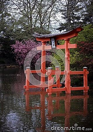 Pagoda, Brooklyn Botanic Garden