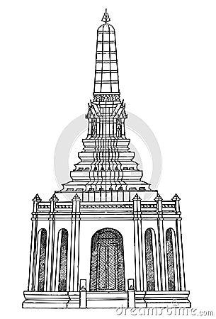 Pagoda history