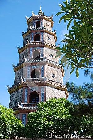 Pagoda Hue - Vietnam