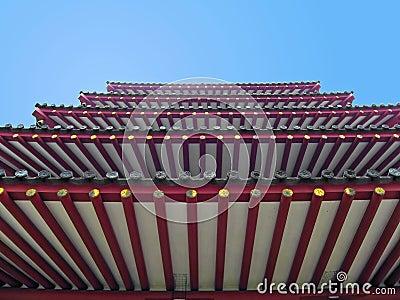 Pagoda Sky