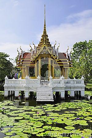 Pagoda at Suan Luang Rama IX