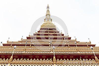 Pagoda superior