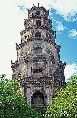 Pagoda vietnamiano