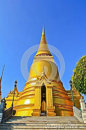 Pagoda at Wat Phra Kaew