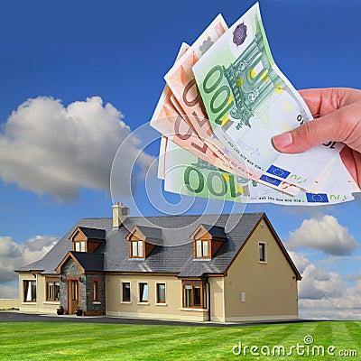Paiement de loyer
