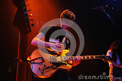 The Pains Of Being Pure At Heart (band) Performs At Apolo ...