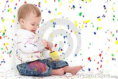 Paint Baby