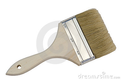 Paint Brush with path