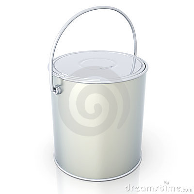Paint Can Royalty Free Stock Images - Image: 16711849