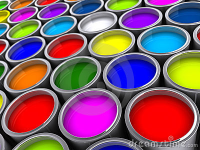 Paint cans 2