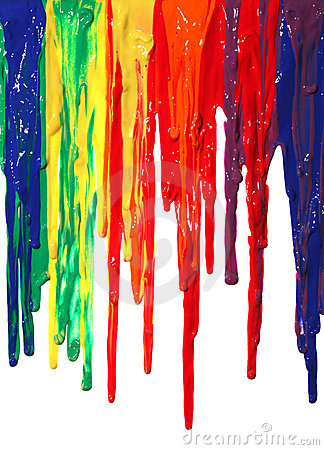 Dripping Paint Stock Photos - Image: 2804333
