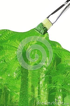 Paint it Green #2