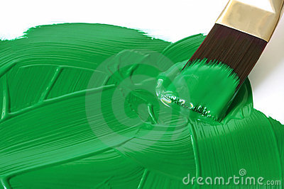Paint it Green