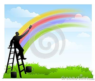 Paint Me a Rainbow