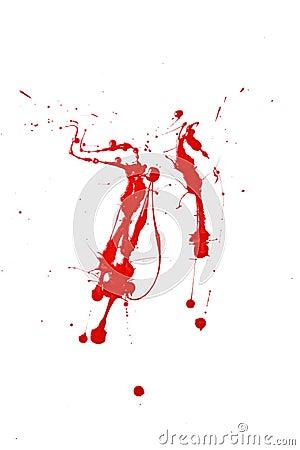 Free Paint Splash Royalty Free Stock Images - 3314859