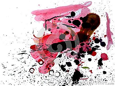 Paint Splat Effect