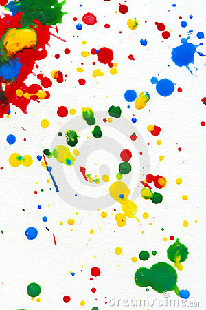 Free Paint Splatter Stock Image - 10166631