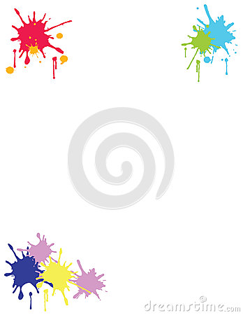 Free Paint Splatter Stock Image - 36513591