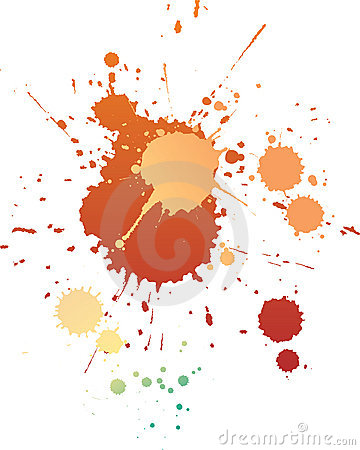 Paint Splatters