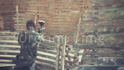 Paintball zbiory wideo
