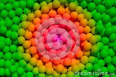 Paintball bullets