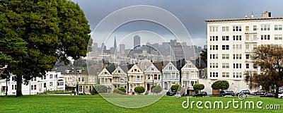 Painted Ladies of San Francisco