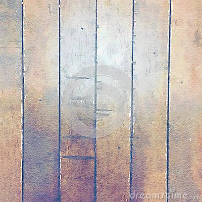 Free Painted Watercolor Wooden Background Texture Stock Photo - 57720350