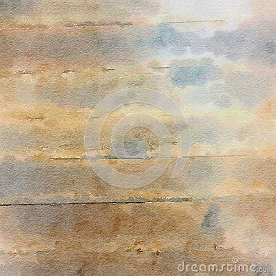 Free Painted Watercolor Wooden Background Texture Stock Photos - 57720353