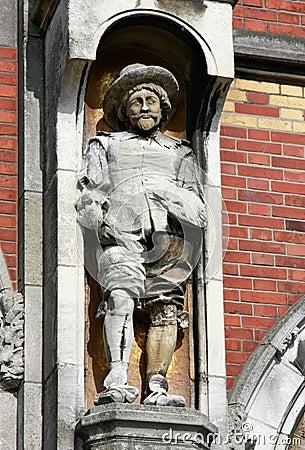 Painter Frans Hals