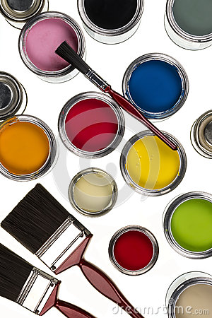 Free Painting And Decorating Stock Photography - 56733382