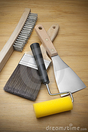 Free Painting Tools Paintbrush Stock Images - 23472784