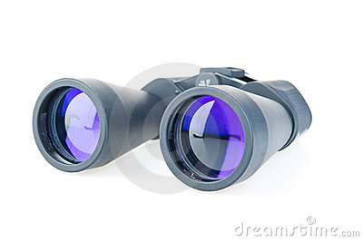 Pair of binoculars