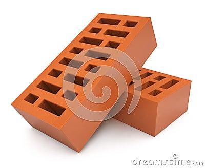 Pair of bricks