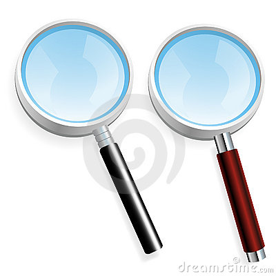 Pair of magnifiers