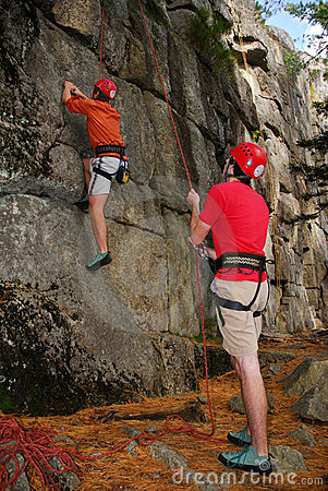 Free Pair Of Climbers Stock Image - 2251361
