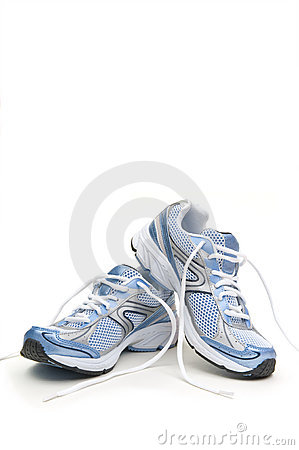 Free Pair Of Running Shoes Royalty Free Stock Photo - 9034455
