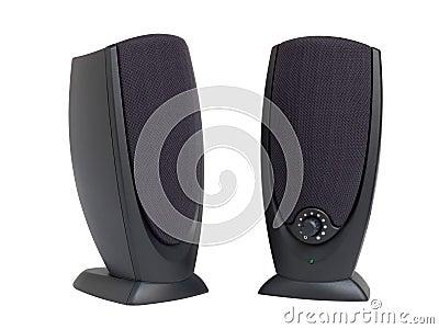Pair of pc speakers