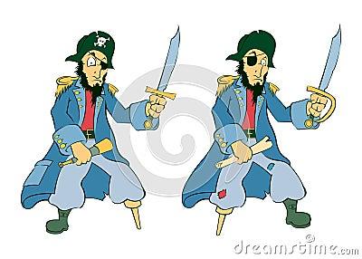 Pair of Pirates
