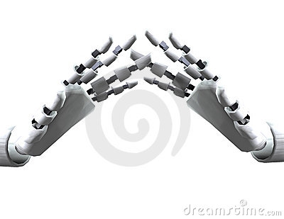 Pair Of Robo Hands 2